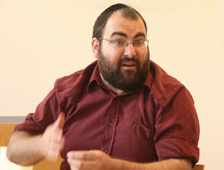 Yehuda Shaul von Breaking the Silence
